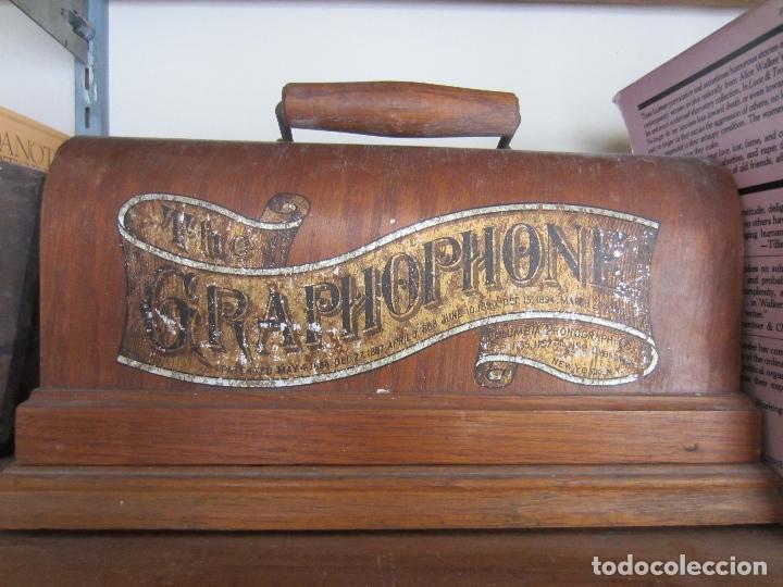 GRAMÓFONO (Radios, Gramófonos, Grabadoras y Otros - Gramófonos y Gramolas)