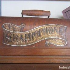 Gramófonos y gramolas: GRAMÓFONO. Lote 121818551