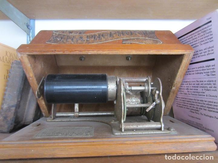 Gramófonos y gramolas: Gramófono - Foto 2 - 121818551
