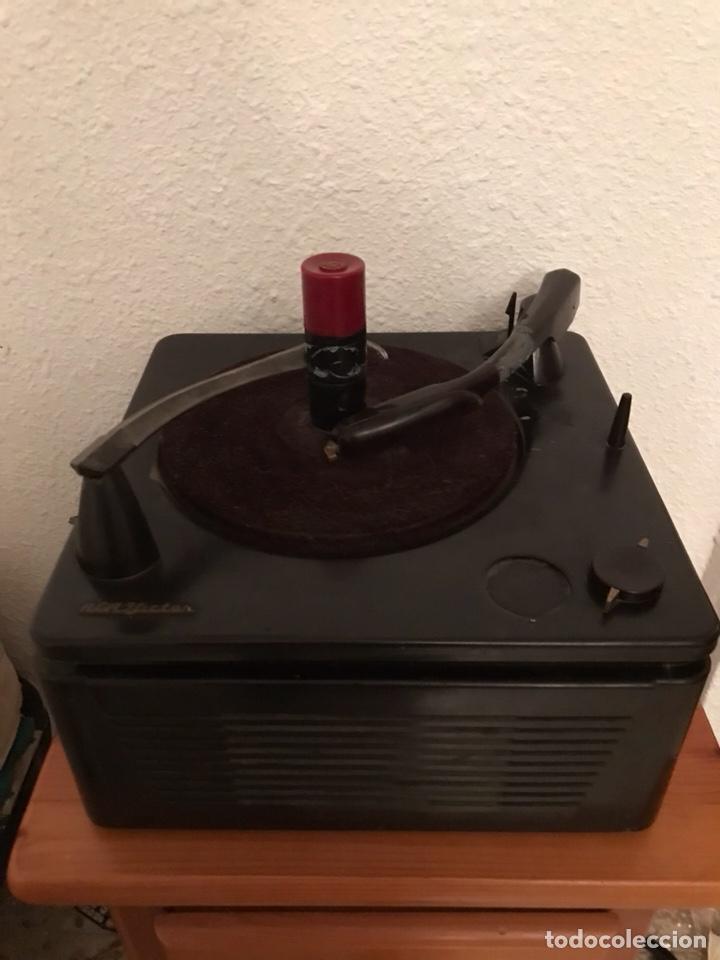 ANTIGUA VITROLA RCA VICTOR (Radios, Gramófonos, Grabadoras y Otros - Gramófonos y Gramolas)