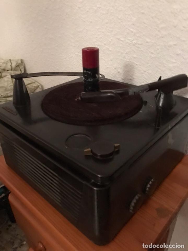 Gramófonos y gramolas: ANTIGUA VITROLA RCA VICTOR - Foto 2 - 122626983