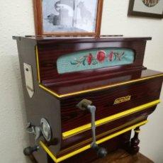 Gramófonos y gramolas: ORGANILLO FAVENTIA, MUY BIEN CONSERVADO . Lote 126238931