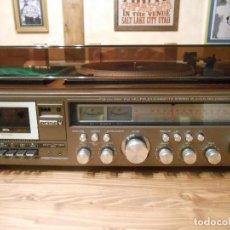 Gramófonos y gramolas: CONSOLA PRINZ STEREO CASSEIVER TEAM 25/3. Lote 106538843