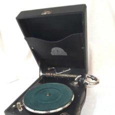 Gramófonos y gramolas: GRAMÓFONO PORTÁTIL PARLOPHON. AÑOS 20. Lote 131485018