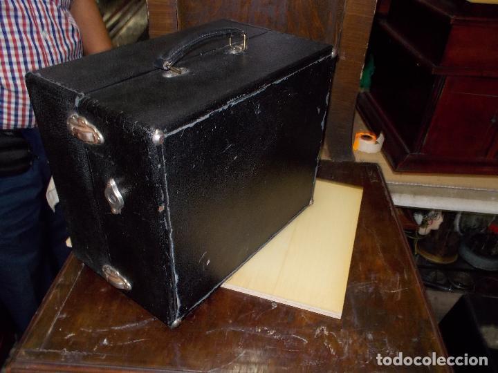 Gramófonos y gramolas: gramola odeon Funcionando - Foto 3 - 132933722