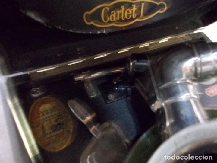 Gramófonos y gramolas: gramola odeon Funcionando - Foto 10 - 132933722