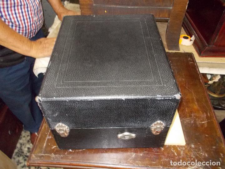 Gramófonos y gramolas: gramola odeon Funcionando - Foto 17 - 132933722