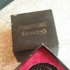 Gramófonos y gramolas: DIAFRAGMA GRAMOFONO THORENS. Lote 133300427