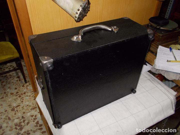 Gramófonos y gramolas: Gramola funcionando - Foto 3 - 133754794