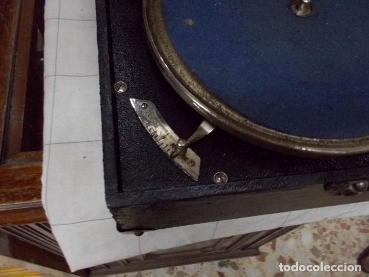 Gramófonos y gramolas: Gramola funcionando - Foto 11 - 133754794
