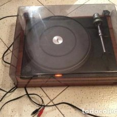 Gramófonos y gramolas: GIRADISCOS / TOCADISCOS OCNOSON VIETA G 100 DE MADERA - AÑOS 70 - MODELO G100. Lote 140501914