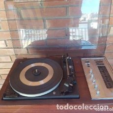 Gramófonos y gramolas: TOCADISCOS BETTOR MODEO AMI-10 S. Lote 140508354
