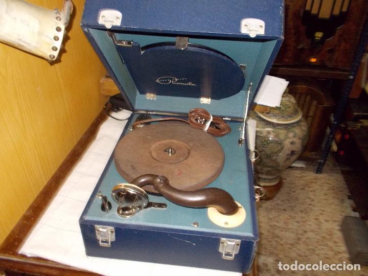 Gramófonos y gramolas: Gramofono phonola funcionando - Foto 8 - 140914950