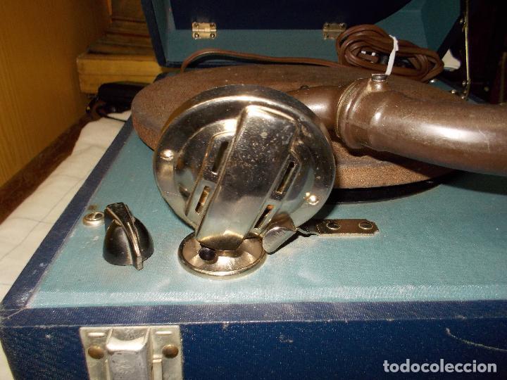 Gramófonos y gramolas: Gramofono phonola funcionando - Foto 17 - 140914950