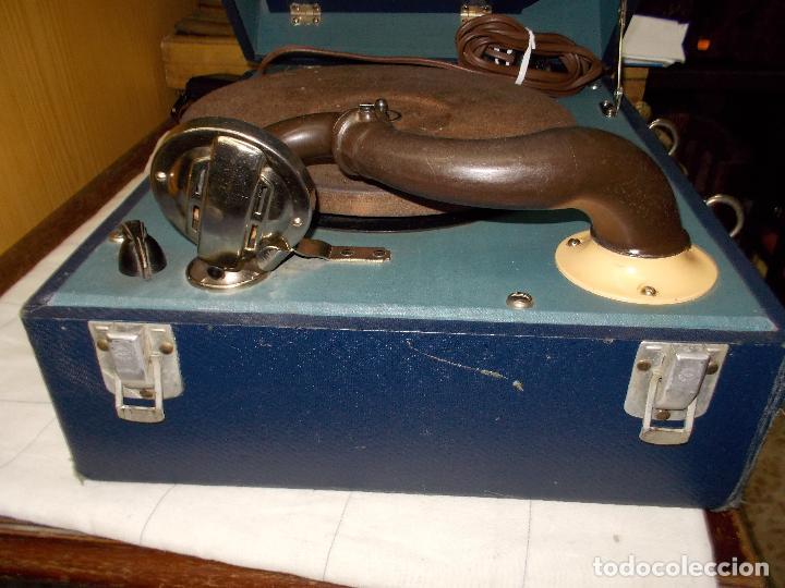 Gramófonos y gramolas: Gramofono phonola funcionando - Foto 18 - 140914950