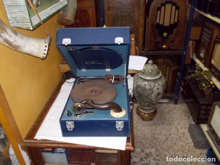Gramófonos y gramolas: Gramofono phonola funcionando - Foto 20 - 140914950