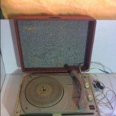 Gramófonos y gramolas: TOCADISCOS COSMO MODELO DUALETTE 44. Lote 141534874