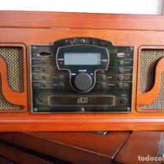 Gramófonos y gramolas: TOCADISCOS,RADIO,CASETE Y CD. LAUSON - MODELO CL 106. Lote 141764142