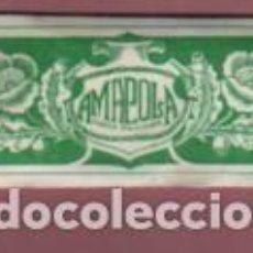 Gramófonos y gramolas: SOBRE DE COLECCIÓN - AGUJAS D GRAMÓFONO MARCA AMPOLLA CONTIENE 50 SIN ABRIR 1ª CALIDAD MANF ALEMANIA. Lote 287852653