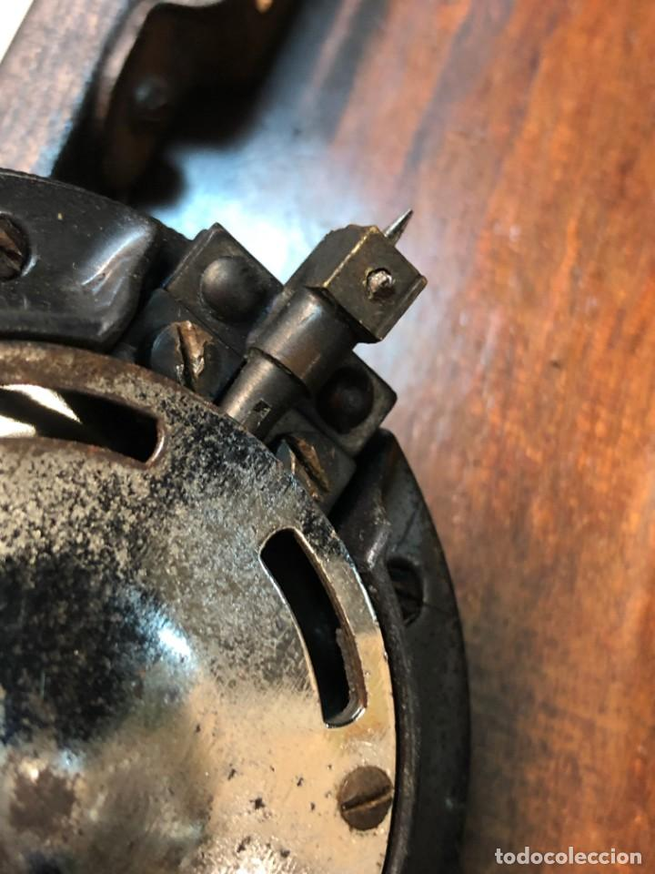 Gramófonos y gramolas: Gramófono EPL LE LUXE PHONIC de MALETA Principios s. XX FUNCIONA - Foto 13 - 143047762