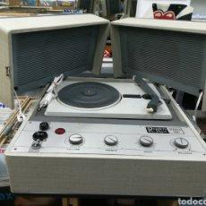 Gramófonos y gramolas: TOCADISCOS READER'S DIGEST STEREO 1001 FUNCIONA. Lote 144442189