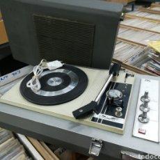Gramófonos y gramolas: TOCADISCOS STIBERT 705 FUNCIONA. Lote 144443592