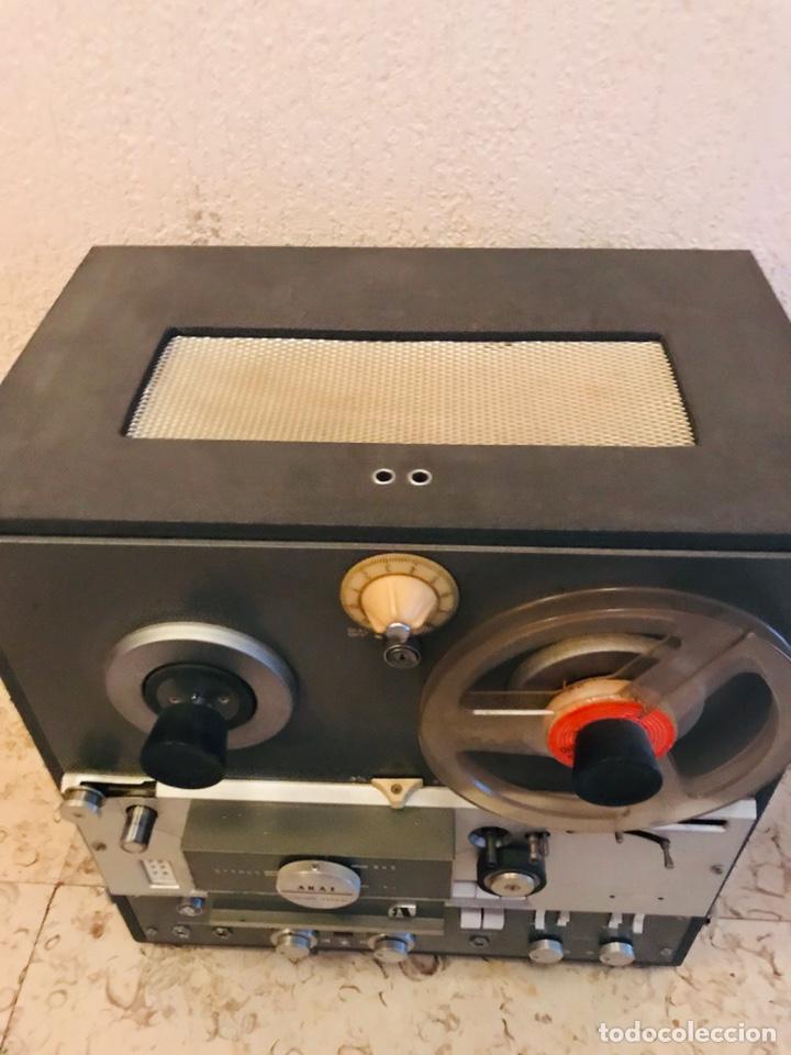Gramófonos y gramolas: Magnetofón - AKAi X-360 - Foto 2 - 145195745