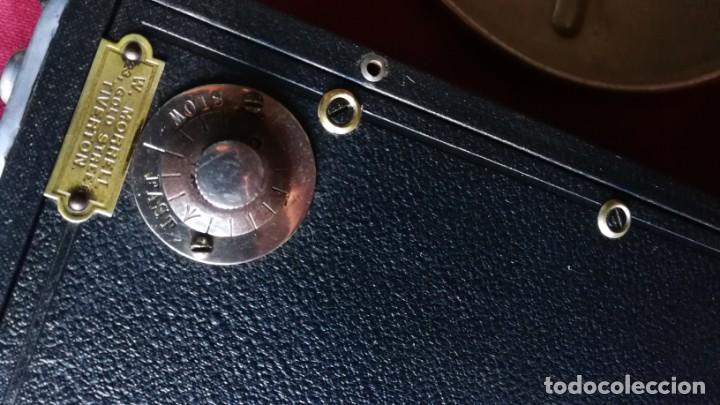 Gramófonos y gramolas: GRAMOFONO COLUMBIA GRAFONOLA, EXCELENTE ESTADO Y FUNCIONAMIENTO - Foto 3 - 145485098