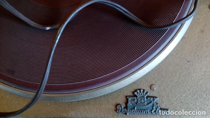 Gramófonos y gramolas: VESIV TOCADISCOS REX PERPETUUN ELNER PARA RESTAURAN SEGUN COMO EL ALTAVOZ HACE RUIDO - Foto 3 - 146250202