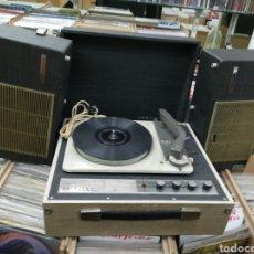 Gramófonos y gramolas: TOCADISCOS KOLSTER MARYLAND FUNCIONA PERFECTAMENTE. Lote 146415414