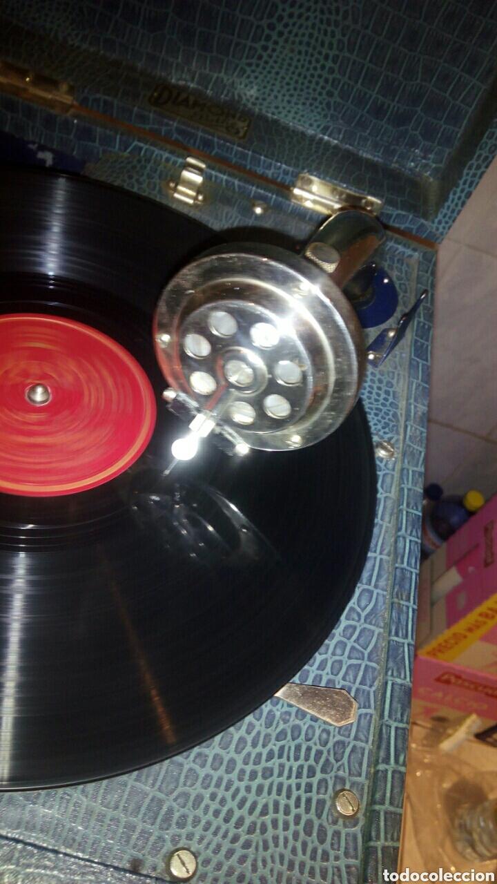 Gramófonos y gramolas: Antigua Gramola,(Funcionando) - Foto 5 - 146557325
