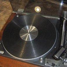 Gramófonos y gramolas: GIRADISCOS AUTOMÁTICO DUAL 1010. Lote 146642150