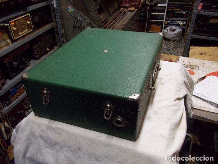 Gramófonos y gramolas: Gramola salabert funcionando - Foto 14 - 146915458