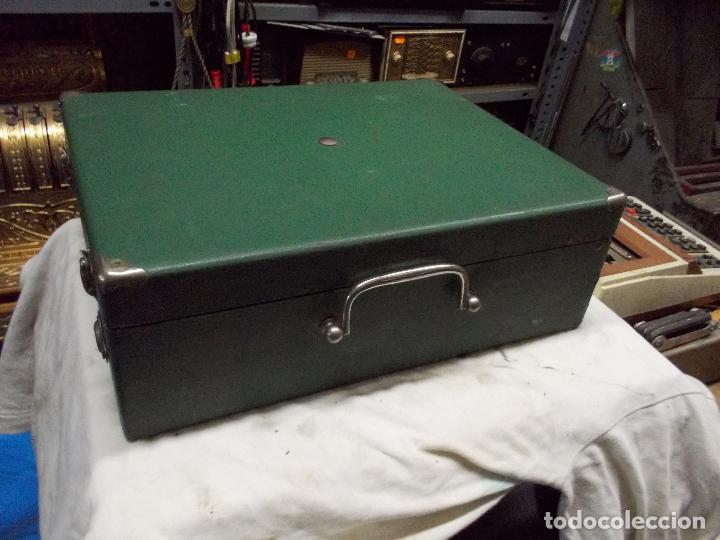 Gramófonos y gramolas: Gramola salabert funcionando - Foto 18 - 146915458