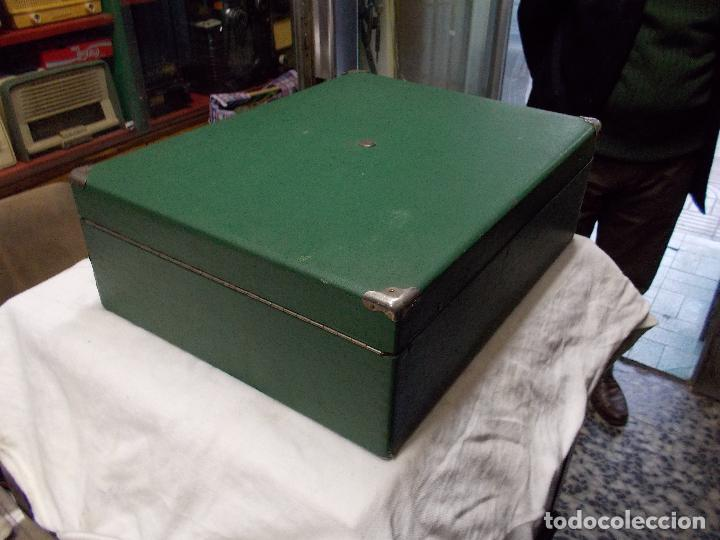 Gramófonos y gramolas: Gramola salabert funcionando - Foto 20 - 146915458