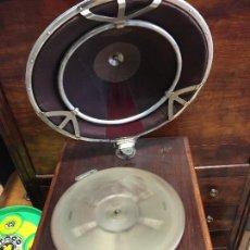 Gramófonos y gramolas: GRAMOFONO PATHE. Lote 110631807