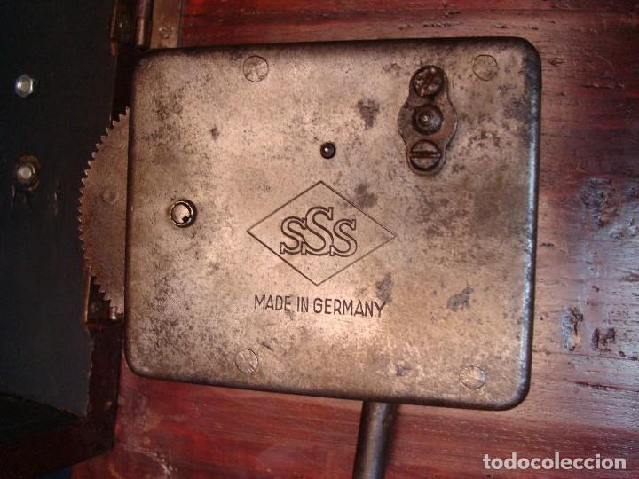 Gramófonos y gramolas: GRAMOFONO SSS MADE IN GERMANY - Foto 5 - 149398018