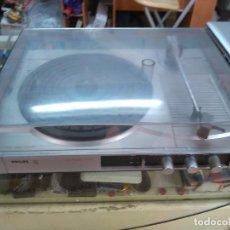 Gramófonos y gramolas: TOCADISCOS PHILIPS ELECTRÓNICO D-5320. Lote 151273174