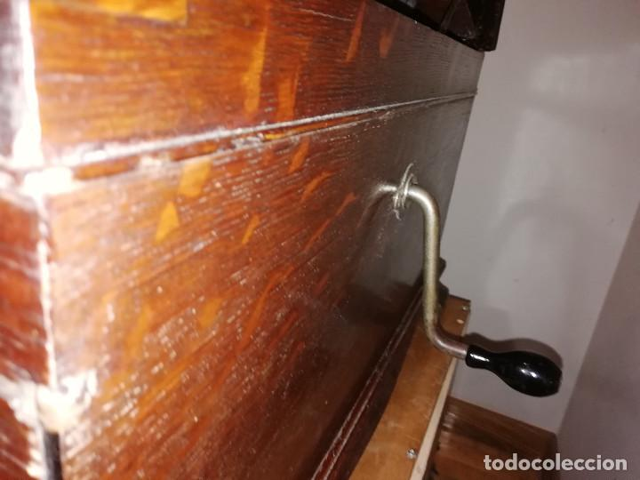 Gramófonos y gramolas: VITROLA VICTOR. PRINCIPIOS DE SIGLO XX. PARA DECORACION .ADMITO OFERTAS. - Foto 15 - 153187054