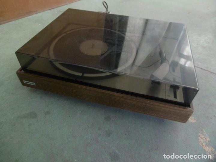 TOCADISCOS LENCO 725 (Radios, Gramófonos, Grabadoras y Otros - Gramófonos y Gramolas)