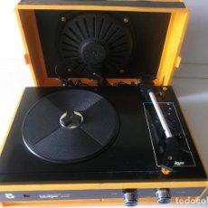 Gramófonos y gramolas: TOCADISCOS KONIGER 2002 VINTAGE 1970 CASI NUEVO. Lote 154276062