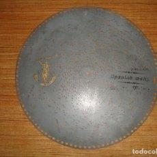 Gramófonos y gramolas: DISCO POLYPHON CAJA MUSICA VALLS DE ESPAÑA SPANISH WALLS. Lote 154593110