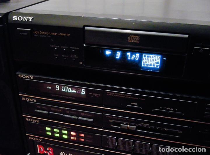 CD PLAYER SONY CDP-M305, REPRODUCTOR. (Radios, Gramófonos, Grabadoras y Otros - Gramófonos y Gramolas)