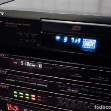 Gramófonos y gramolas: CD PLAYER SONY CDP-M305, REPRODUCTOR.. Lote 155036982