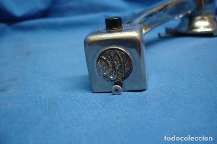 Gramófonos y gramolas: -ANTIGUO BRAZO DE METAL MARCA DUAL - Foto 3 - 155248554