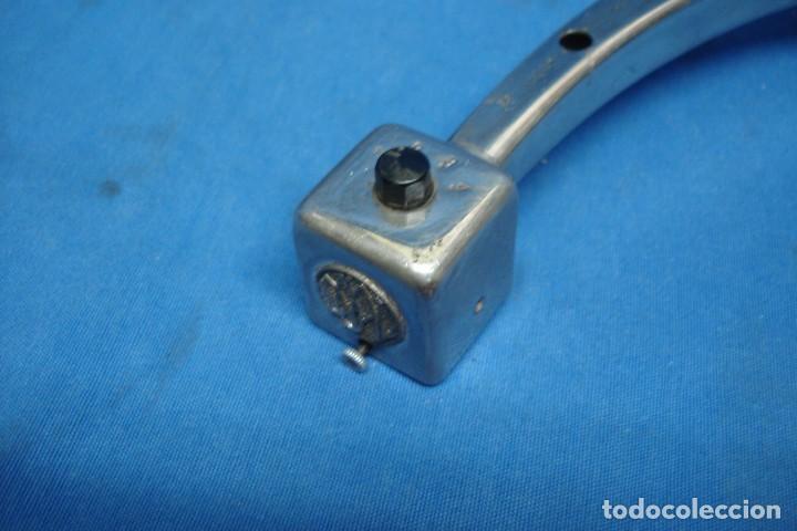 Gramófonos y gramolas: -ANTIGUO BRAZO DE METAL MARCA DUAL - Foto 4 - 155248554