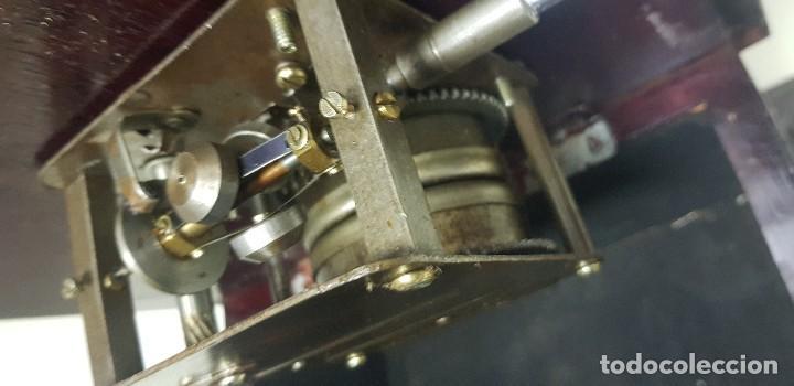 Gramófonos y gramolas: 419- GRAMOFONO LA VOZ DE SU AMO - Foto 5 - 155902014