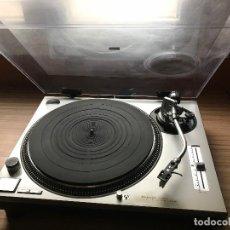 Gramofones e jukeboxes: TOCADISCOS TECHNICS SL- 1200 MK2 FUNCIONANDO CON CAPSULA STANTON 680-II CON SU AGUJA D6800. Lote 198298953