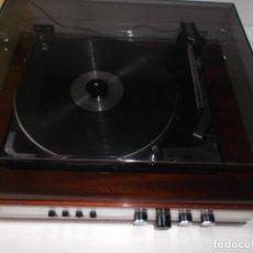 Gramófonos y gramolas: BETTOR TOCADISCOS BETTOR - EF 1, DUAL,LLEVA EL AMPLIFICADOR INCLUIDO Y CON 2 ALTAVOCES. Lote 159535582