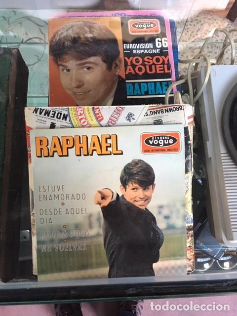 Gramófonos y gramolas: TOCADISCOS PORTÁTIL Y DISCOS - Foto 3 - 159568726